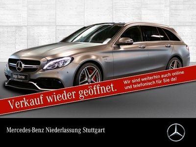 gebraucht Mercedes C63 AMG AMG S T designo Driversp Perf-Abg. Pano ILS