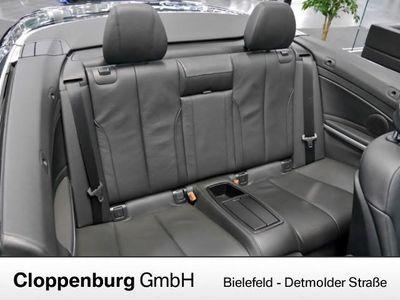 gebraucht BMW 420 dA Luxury Line Nackenwärmer 18Z AHK Leas 599,-