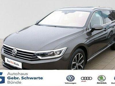 gebraucht VW Passat Variant 1.8 TSI DSG Highline Navi LED DCC Assistenten