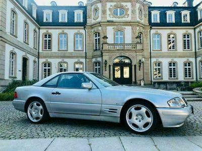 gebraucht Mercedes SL320 R129 231Ps Xenon*Tempo*Klima