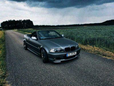 gebraucht BMW 320 Cabriolet ci Möglich tauschen