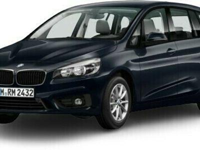 gebraucht BMW 218 Gran Tourer 218 Gran Tourer d Advantage 7-Sitzer Navi El. Heckklappe PDCv+h LED-Tagfahrlicht Multif.Lenkrad