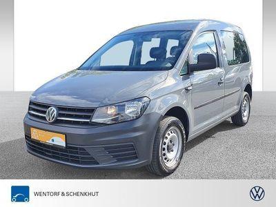 gebraucht VW Caddy Kombi Basis 2.0 TDI AHK Klima