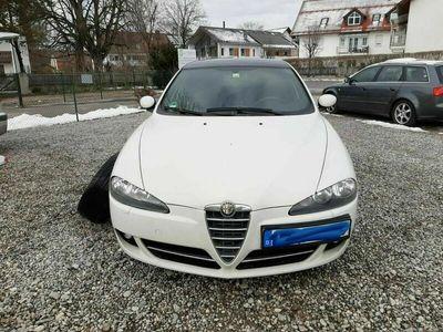 gebraucht Alfa Romeo 147 Alfa1.9 JTDM Veloce.Klima.Leder.Alu. als Limousine in Dietersheim (Bei Eching)