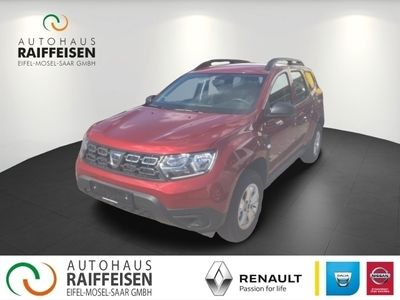 gebraucht Dacia Duster II Deal 1.0 TCe 100 LPG EU6d-T