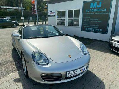 gebraucht Porsche Boxster S als Cabrio/Roadster in Bruchsal