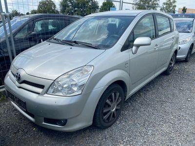 gebraucht Toyota Corolla Verso 1.8-l-VVT-i Edition 7-Sitzer