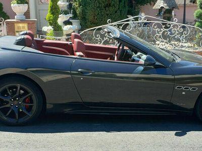 gebraucht Maserati GranCabrio Sport, Klappenauspuff, unfallfrei.