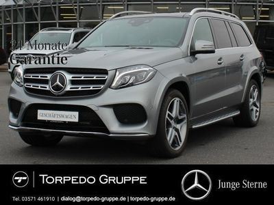 gebraucht Mercedes GLS350 d 4M AMG Line AHK+STNDHZG+360°+PANORAMA