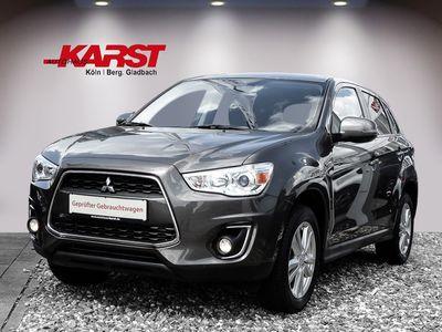 gebraucht Mitsubishi ASX 1.6 2WD Edition II 17''Alu Sitzheizung vorne