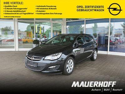 gebraucht Opel Astra ST Style