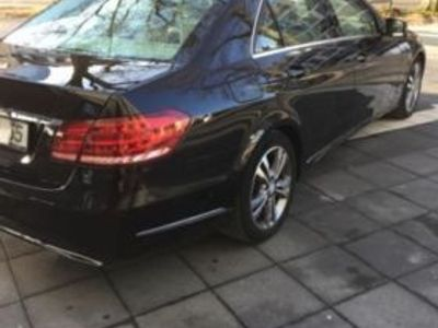 gebraucht Mercedes E350 BlueTEC 7G-TRONIC