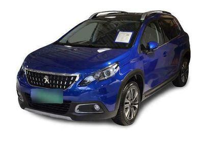 gebraucht Peugeot 2008 Allure 1.2 PureTech 130 EU6d AUTOMATIK+SITZHEIZUNG+PANORAMADACH