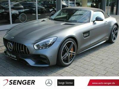 gebraucht Mercedes AMG GT C Sitzklima+Designo+Burmester 3D