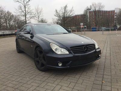 gebraucht Mercedes CLS320 CDI 7G-TRONIC Original AMG Paket ab Werk