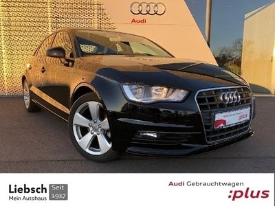 gebraucht Audi A3 Limousine Ambition 1.4 TFSI cylinder on demand ultra 110 kW (150 PS) S tronic