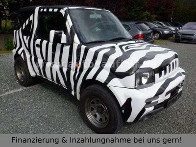 gebraucht Suzuki Jimny 1.3 Cabrio 4WD Club