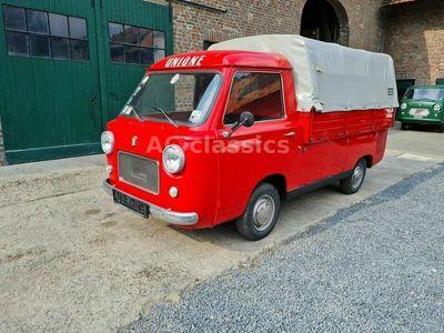 gebraucht Fiat 600 T Fissore Pritsche Plane