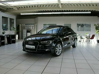 gebraucht Audi A3 2.0 TDI Limo Navi Panorama Bi-Xenon GRA