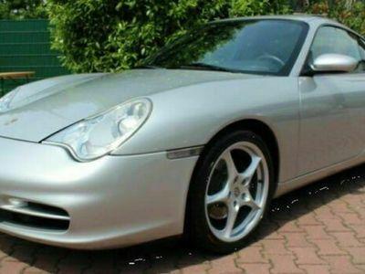 gebraucht Porsche 996 Coupe, 3. Hd., 6-Gg, Sammlerzustand