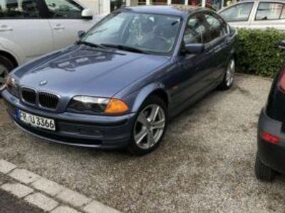 gebraucht BMW 2000 3erBaujahr V6 Zylinder