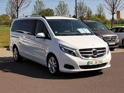 gebraucht Mercedes V250 V-Klassed Comand LEDils Kamera Parkass. Spurpaket