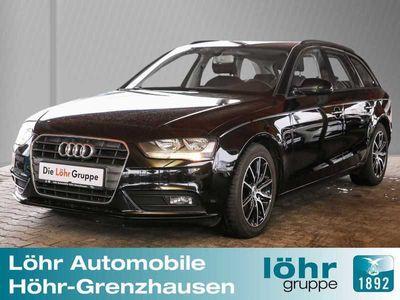 gebraucht Audi A4 Avant 2.0 TDI DPF clean diesel EURO 6,AHK,Kli