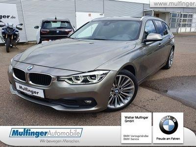 gebraucht BMW 320 d A Touring Advantage Navi Adap.LED M Sportfahr