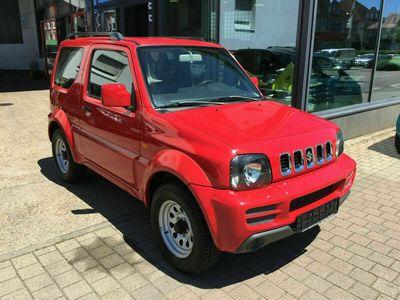 gebraucht Suzuki Jimny 1.3 4WD Comfort mit AHK, Klima