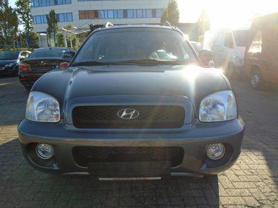 gebraucht Hyundai Santa Fe Santa Fe2.4 Edition+Mit Neue Tüv