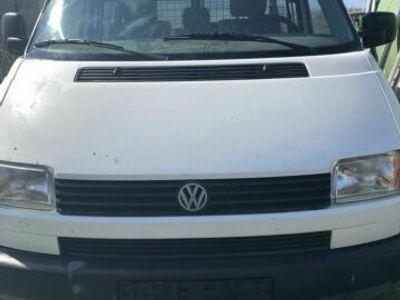 gebraucht VW T4 2,4l Diesel
