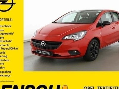 käytetty Opel Corsa E 1.4 Color Edition Easytr. *Sitzh*PDC*