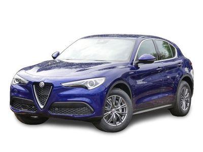 gebraucht Alfa Romeo Stelvio Super NAVI KAMERA ASSISTPAKET 2 SITZHZG
