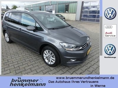 gebraucht VW Touran Comfortline 1,4 TSI Navi,ACC