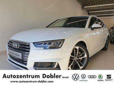 gebraucht Audi A4 Avant 2.0 TDI S-Tronic sport quattro S-Line AHK