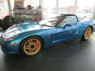 gebraucht Corvette C6 C6 Coupe C6Targa LS3 Shifter 6 Gang Sportauspuff Targa
