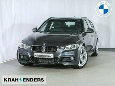 gebraucht BMW 320 d Touring Leder LED Navi Klimaautomatik PDC hinten SHZ