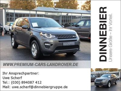 gebraucht Land Rover Discovery Sport TD4 SE 110 kW | Berlin