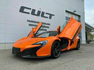 gebraucht McLaren 650S Coupé Wenig Kilometer NP 280.t