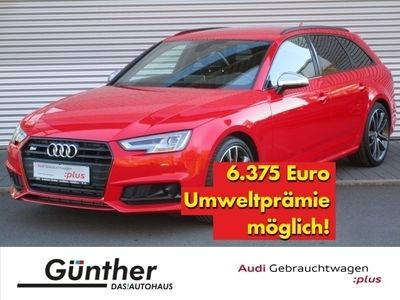 gebraucht Audi S4 Avant 3.0 TFSI QUATTRO+AHK+PDC PLUS+B&O+