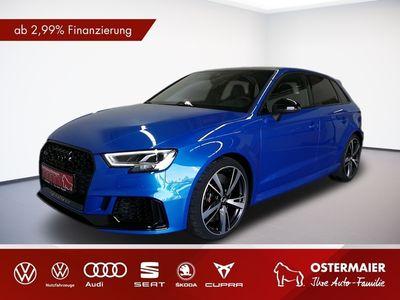 gebraucht Audi RS3 Sportback 2.5TFSI 400PS QUATTRO ACC.5J-G.SPO