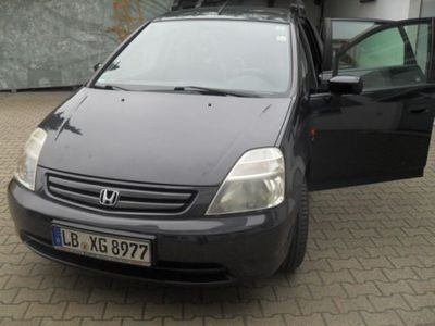 verkauft honda stream 7 sitzer gebraucht 2001 km. Black Bedroom Furniture Sets. Home Design Ideas