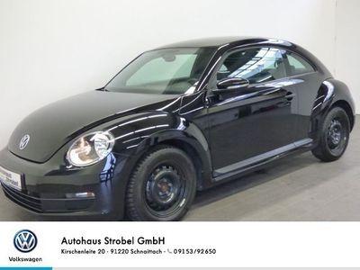 gebraucht VW Beetle 1.2 TSI elektr. Spiegel+FH Parkpilot Tempomat Klima Sitzheizung Isofix