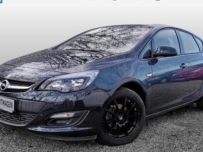 gebraucht Opel Astra AstraJ 1.6 Style CD