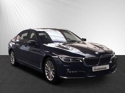 used BMW 740 Le xDrive iPerformance GSD TV Fond-Entert.