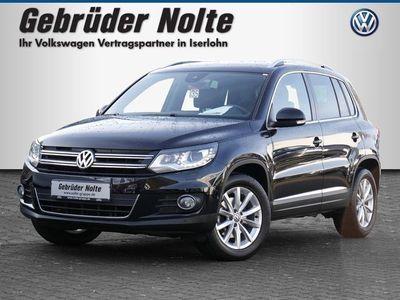 gebraucht VW Tiguan LOUNGE Sport & Style EURO 6 NAVI EU6