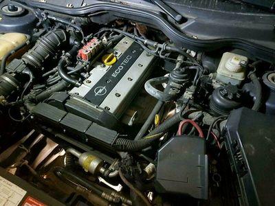 gebraucht Opel Omega b 2,0 16v mit LPG-GAS