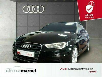 gebraucht Audi A3 Cabriolet S line (ohne S line Fahrwerk) 2.0 TDI clean diesel quattro 135 kW (184 PS) S tronic