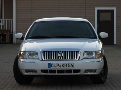gebraucht Ford Crown Victoria Mercury Grand Marquis LS Ultimate Edition