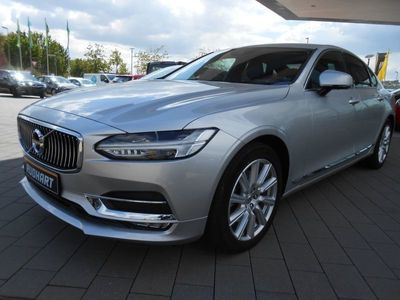 gebraucht Volvo S90 D4 Geartronic Inscription Standheizung AHK